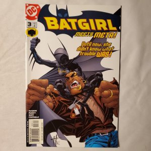 Batgirl 3 Very Fine Cover by Damion Scott