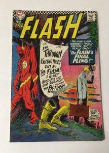 The Flash 159 4.0 Vg Verg Good DC Comics SA