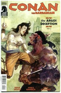 CONAN the BARBARIAN #5, NM, Belit, Queen of, 2012, more Conan in store