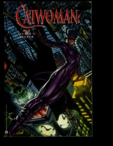Catwoman: Her Sister's Keeper DC Comic Book TPB Graphic Novel Batman NP13