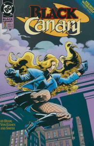 Black Canary #1 VF/NM; DC | save on shipping - details inside