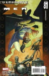Ultimate X-Men (2001 series) #81, NM + (Stock photo)