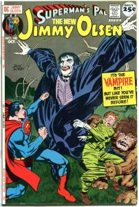 SUPERMAN'S PAL JIMMY OLSEN #142, FN/VF, Jack Kirby, Vampire, 1954, more in store