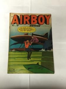 Airboy Comics Volume Vol 7 Issue 11 8.0 Very Fine Vf See Pictures