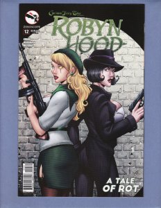 Grimm Fairy Tales Presents Robyn Hood #12 NM Variant Cover C Zenescope 2015