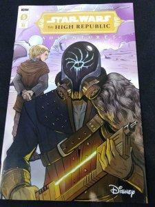Star Wars High Republic Adventures #5 RI 1:10 Yael Nathan Variant IDW Disney