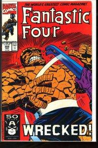 Fantastic Four #355 (1991)