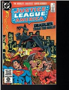 Justice League of America #221 (1983)