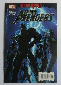 Dark Avengers #1 VF+ Key Issue 1st App. Iron Patriot 1st Print Marvel Dark Reign