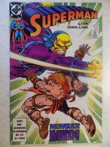 SUPERMAN VOL II # 32