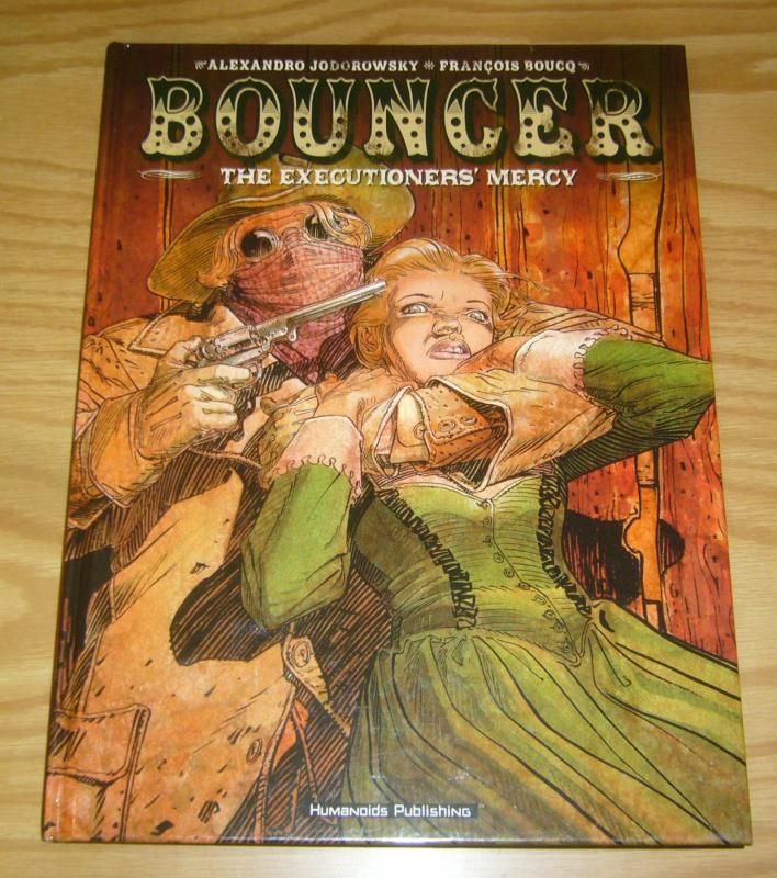 Bouncer HC 2 VF/NM the executioner's mercy - humanoids hardcover - jodorowsky