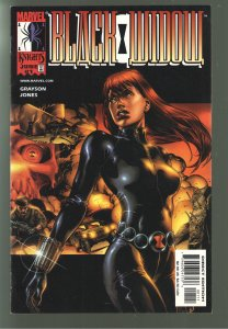 Black Widow #1,2,3 (1999) 1st FULL Yelena Belova.Low print run! Movie in July!