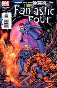 Fantastic Four (2003 series) #534, VF+ (Stock photo)