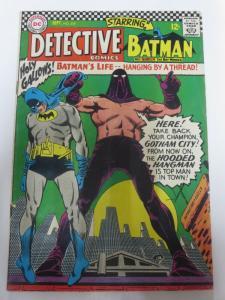 DETECTIVE 355 VG Sept. 1966 ZATANNA, Infantino, Fox COMICS BOOK