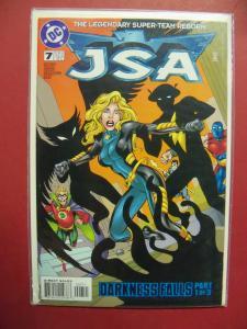 JSA #7   VF/NM OR BETTER DC COMICS