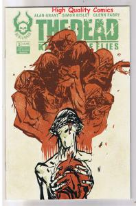 The DEAD 2, Variant, VF/NM, Kingdom of Flies, Zombie, 2008,more Horror in store