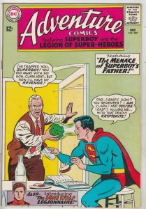 Adventure Comics #327 (Dec-64) VF High-Grade Legion of Super-Heroes, Superboy