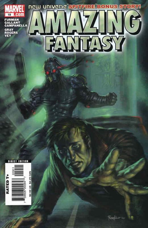 Amazing Fantasy (2nd Series) #19 FN; Marvel | save on shipping - details inside