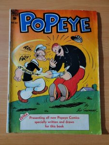 Popeye #2 ~ VERY GOOD - FINE FN ~ (1948, DELL Comics)