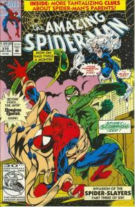 Amazing Spider-Man, The #370 VF/NM; Marvel | save on shipping - details inside