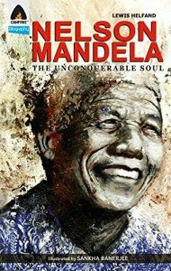 Nelson Mandela: The Unconquerable Soul TPB #1 VF/NM; Campfire   save on shipping