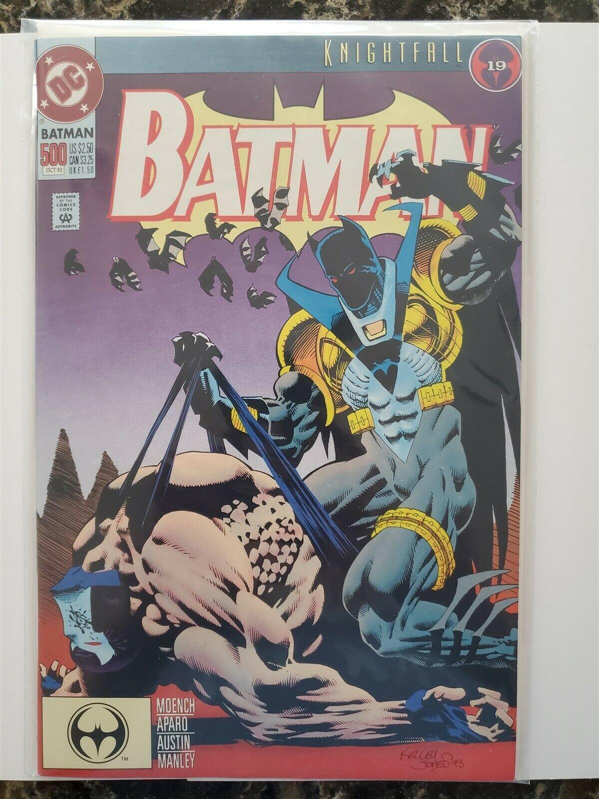 Batman 15 Knightfall 15 DC 15 VF+ / HipComic