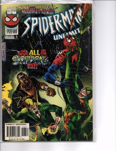 Marvel Comics Spider-Man Unlimited #13 Power Man Luke Cage and Iron Fist