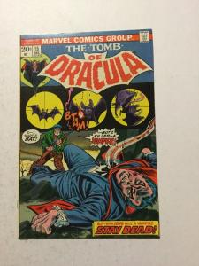 Tomb Of Dracula 15 FN Fine 6.0