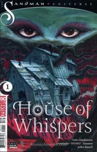 House of Whispers #1 VF/NM; DC/Vertigo | save on shipping - details inside