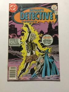 Detective Comics 469 1st First Appearances Of Dr. Phosphorus VF Very Fine