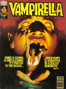 Vampirella #72 (ungraded) stock photo