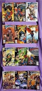Kurt Busiek SUPERMAN #654 - 665 Carlos Pacheco Camelot Falls Arion (DC, 2006)!