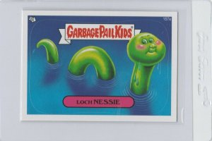 Garbage Pail Kids Loch Nessie 157a GPK 2013 Brand New Series 3 trading card
