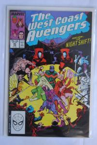 The West Coast Avengers 40