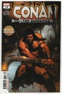 Conan The Barbarian #13 (Marvel, 2020) NM