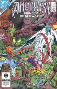 Amethyst: Princess of Gemworld #10, VF+ (Stock photo)