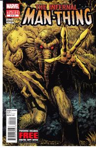 Infernal Man-Thing #2
