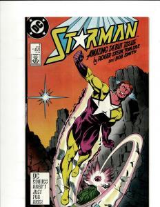 12 Starman DC Comics # 1 2 3 4 5 6 7 8 9 10 11 12  GK22