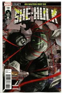 She-Hulk #160 (Marvel, 2018) NM