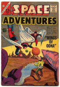 Space Adventures #52 1962- Wings of Odna FN-