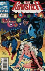 Punisher (1987 series) Annual #6, NM (Stock photo)