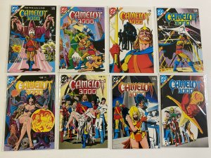 Camelot 3000 set #1-12 DC 12 different books 6.0 FN (1982 to 1985)