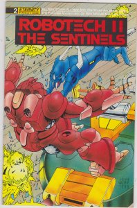 Robotech II: The Sentinels #2