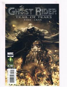Ghost Rider Trail Of Tears # 3 NM Marvel Comic Books Marvel Knights Blaze!!! SW6