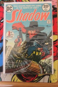 Shadow #1 (Nov 73, DC) FN-