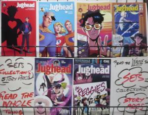 JUGHEAD (Archie, 2015) #5-7,9,11,13 VF-NM Chip Zdarsky, Erica Henderson