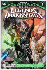 Dark Nights Death Metal Legends Dark Knights #1   1st Robin King (DC, 2020) NM