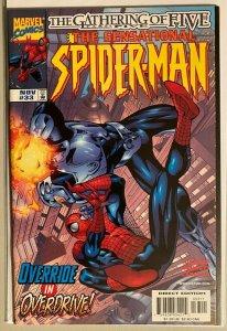 The sensational Spider-Man final issue #33 8.0 VF (1998)
