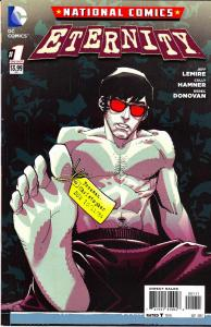 National Comics: Eternity #1
