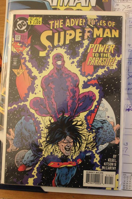 Adventures of Superman 512 9-4-nm